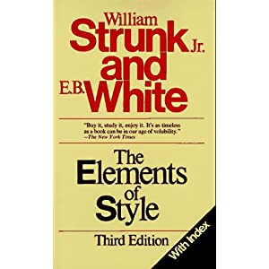 The Elements of Style, Third Edition