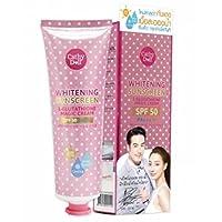 60ml Cathy Doll L-glutathione Magic Cream Whitening Sunscreen