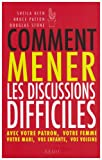 img - for comment mener les discussions difficiles book / textbook / text book