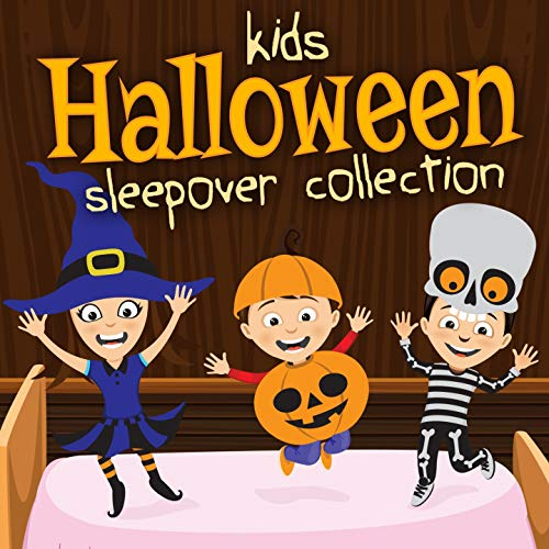 Kids Halloween Sleepover Collection
