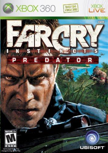 Amazon Com Far Cry Instincts Predator Xbox 360 Artist Not Provided Video Games