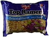 Kyпить Nissin Top Ramen Noodle Soup, Oriental, 3 Ounce (Pack of 24) на Amazon.com