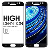 Classico Samsung Galaxy C7 Pro 9H 4D Full Cuverage Curved Explosion-Proof Tempered Glass Screen Protector For Samsung Galaxy C7 Pro