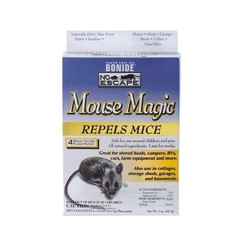 mouse 037321008651 No Escape Magic Ready to Use Place Packs