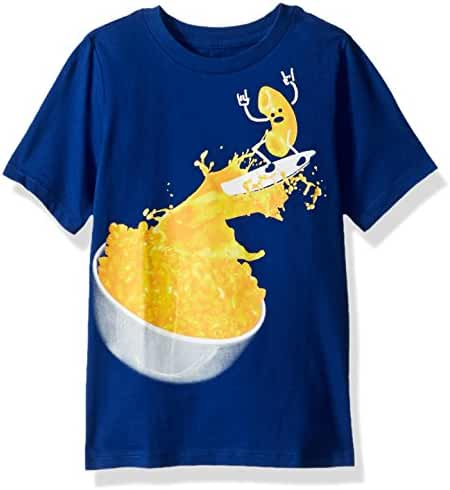 The Children's Place Baby Boys' Surf Mac and Cheese Graphic Tee