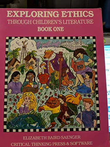 Exploring Ethics Through Children's Literature