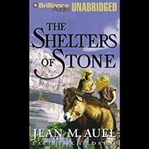 The Shelters of Stone | Livre audio