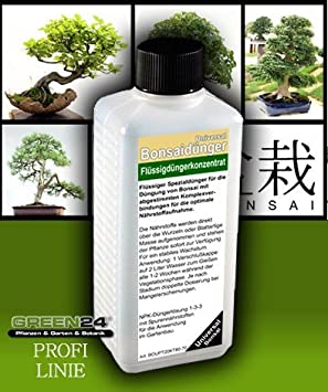 Bonsai Universal Liquid Fertilizer HighTech NPK, Root Soil Foliar Plant  Food / for miniature trees