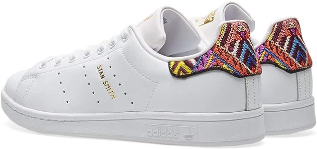 prodotti di qualità marchio famoso bene Amazon.com | adidas Originals Women's Stan Smith Farm Sneakers ...