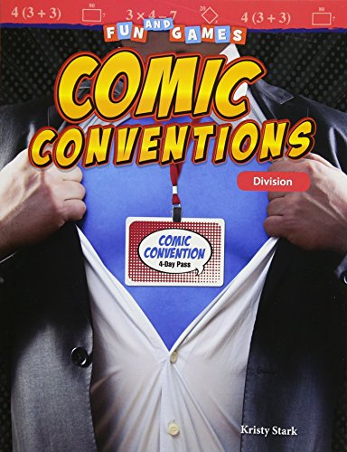 Fun And Games  Comic Conventions  Division  Fun And Games  Mathematics Readers