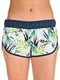 Hurley Women's Supersuede Garden Beachrider Shorts Pure Platinum Medium