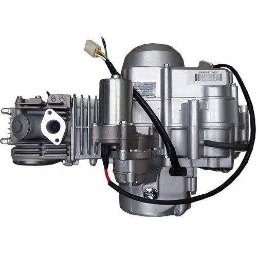 125 cc ATV Go Kart Motor Motor de 4 tiempos W/transmisión automática, eléctrica Start Fit 50 cc 70 cc 90 cc 110 cc 125 cc Quad 4 ruedas ATV Go Karts Buggy ...
