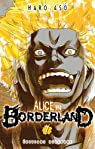 Alice in Borderland, tome 7 par Asô