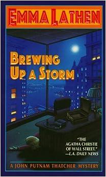 Brewing Up a Storm: A John Thatcher Mystery (John Putnam Thatcher Mysteries)