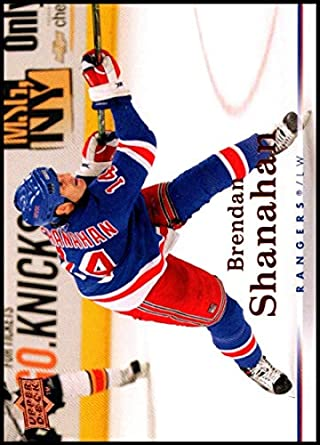 576a131f8f7 Amazon.com: 2007-08 Upper Deck #369 Brendan Shanahan NM-MT New York Rangers  Official NHL Hockey Card: Collectibles & Fine Art