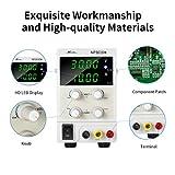 DC Power Supply Variable 30V/10A High Precision