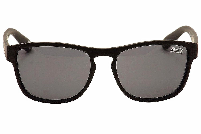 Superdry lunettes de soleil Rockstar 104B Matte Black Grey XbHDm