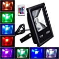 T-SUN Flood Lights RGB Lighting