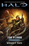 Book cover from Halo: The Flood by William C. Dietz