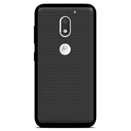 low priced 83343 3320e Knotyy Motorola Moto E3 Power Back Cover, Ultra Thin Black Soft Gel TPU  Silicone Case Cover For Motorola Moto E3 Power