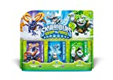 Skylanders SWAP Force Triple Character Pack: Mega Ram Spyro, Blizzard Chill, Zoo Lou