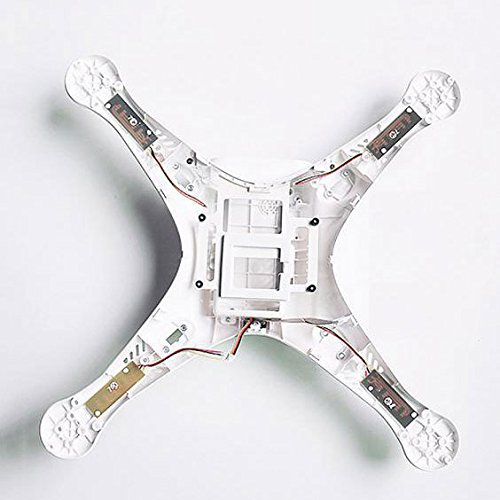 Carcasa Inferior De Dji Phantom 3 Professional Advance