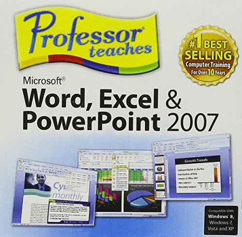 Professor Teaches Word Excel PowerPoint