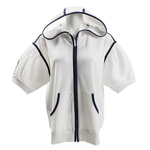 ブルゾン レディース ビバハート VIVA HEART 2018 春夏 ゴルフウェア M(40) オフホワイト(005) 012-57341