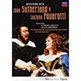 LUCIANO PAVAROTTI - AN EVENING WITH JOAN SUTHE