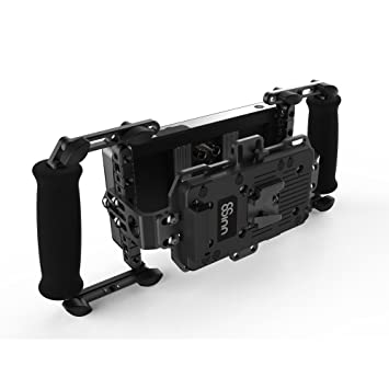 8Sinn Director Monitor Cage Aluminium black fits most 5 ...