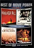 La Chambre des officiers / Hamburger Hill / We Were Soldiers / L'Enfer du devoir - Coffret 4 DVD