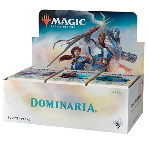 Dominaria Box 36 bustine ITA Magic The Gathering