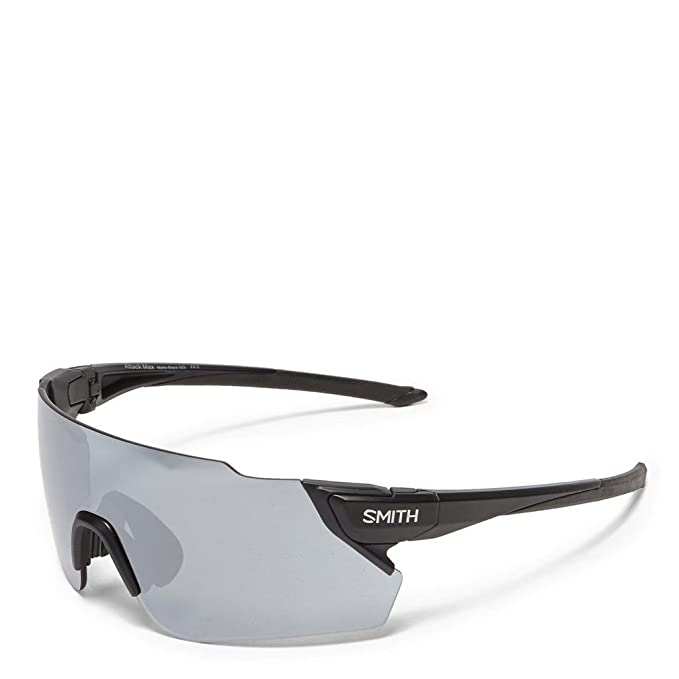 Smith Attack MAX XB 003 99, Gafas de Sol Unisex Adulto, Negro (Matt