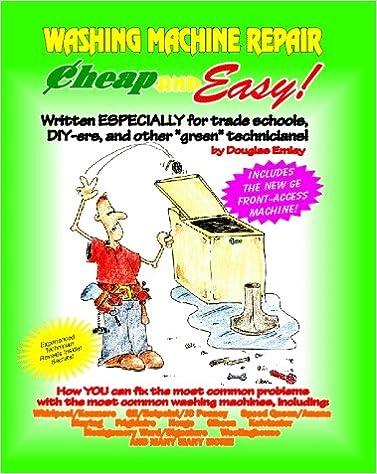 Descargar Ebook Torrent Washing Machine Repair En PDF Gratis Sin Registrarse