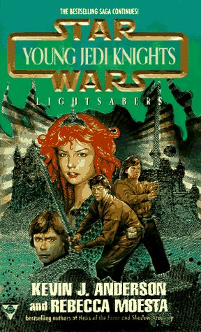 Lightsabers - Book  of the Star Wars Legends