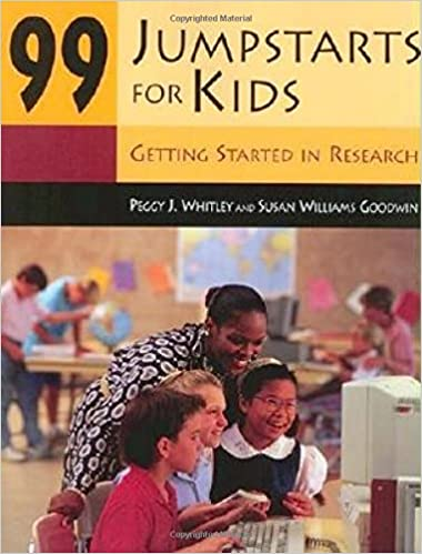 Jumpstarts Kids: Getting Started Research