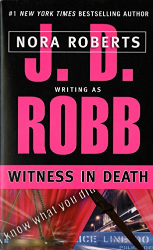 book cover of Witness in Death