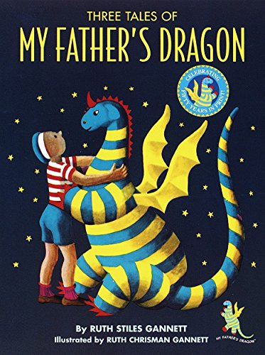Three Tales of My Father's - Coloring Tales Dragon Book