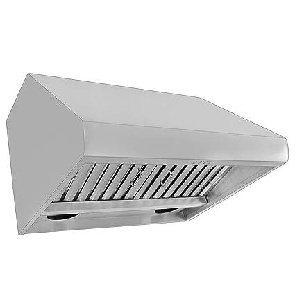 5115e51ffe3 Amazon.com  Proline Wall Undercabinet Range Hood PLJW 109.30 1000 ...