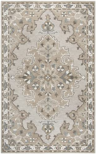 Rizzy Home Resonant Collection Wool Area Rug