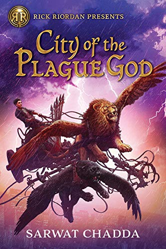 Book Cover: City of the Plague God