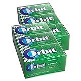 Orbit Spearmint Sugarfree Gum (Pack of 24)
