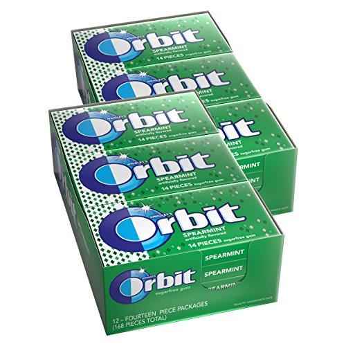 Orbit Gum Spearmint - 6