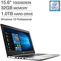 Dell Inspiron 15 5000 Series Touchscreen Laptop - Intel Core i7 - 4GB AMD Graphics - Windows 10