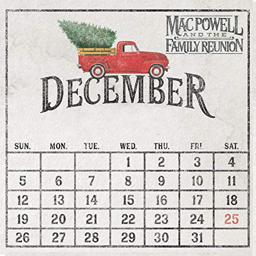 Mac Powell and The Family Reunion - December 2018