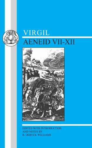 Aeneid Vii Xii