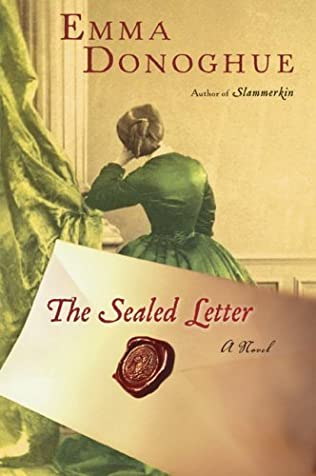 book cover of The Sealed Letter