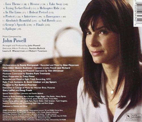 John Powell Two Weeks Notice Original Motion Picture Score Amazon Com Music