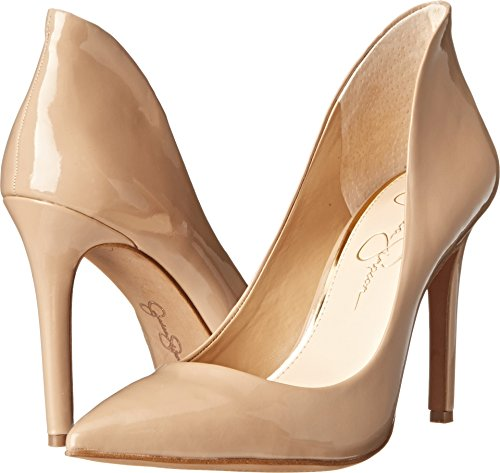 Jessica Simpson Women's Cambredge Dress Pump, Nude, 7.5 M US from Jessica Simpson
