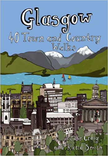 Glasgow: 40 Town and Country Walks (Pocket Mountains)